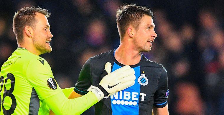 VP Rapport: Niet iedereen bij Club Brugge op hetzelfde niveau tegen Man Utd