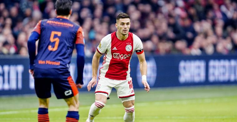 Tadic: 'Niet verbaasd dat FC Barcelona mij voor een half jaar wilde huren'