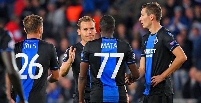Doet Club Brugge het zonder Vormer én Vanaken tegen Man United?