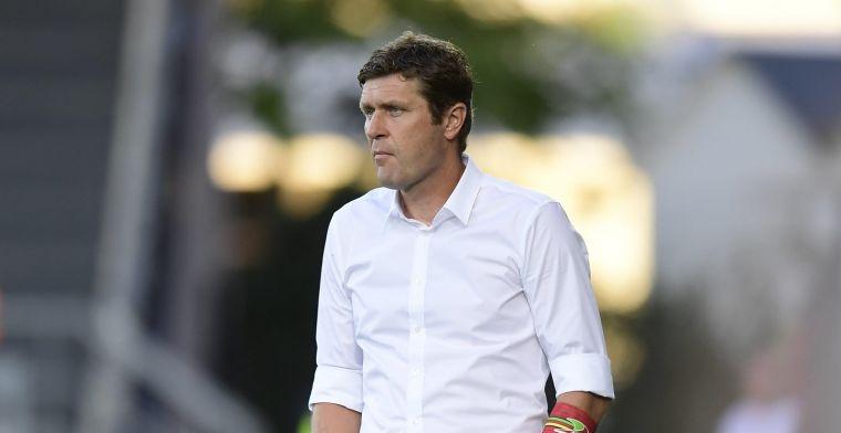 Verheyen ziet zwakke plek bij Manchester United: 'Daar liggen kansen'
