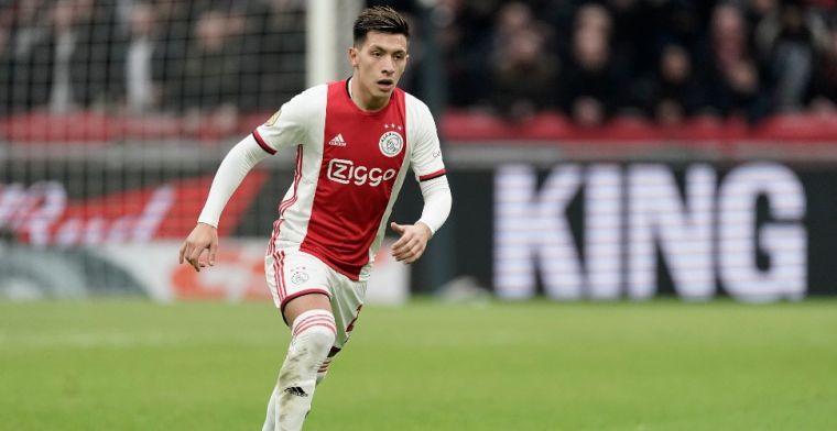 Varela vervangt Onana onder Ajax-lat: 'We moeten hem vandaag steunen'