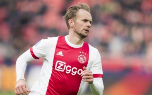 'Vreemde situatie' bij Ajax: 'Stonden bovenaan, maar contract zou aflopen'