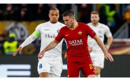 Afbeelding: Italiaanse media zagen een beter KAA Gent: 'AS Roma ging ten onder'