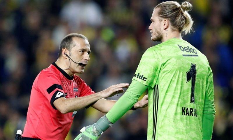 Afbeelding: 'Besiktas wil optie niet lichten: Liverpool krijgt Karius in de maag gesplitst'
