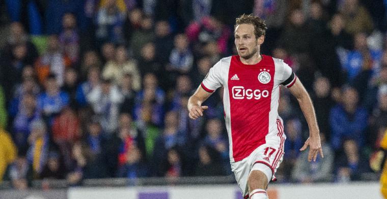 Hoopvolle woorden voor Ajax na afgang: Het is zeker nog niet gespeeld