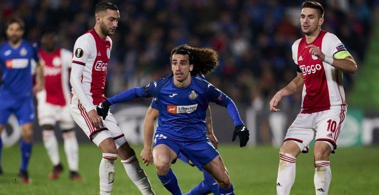 Tadic, Traoré en Babel op een kluitje: waar het voor Ajax misging tegen Getafe