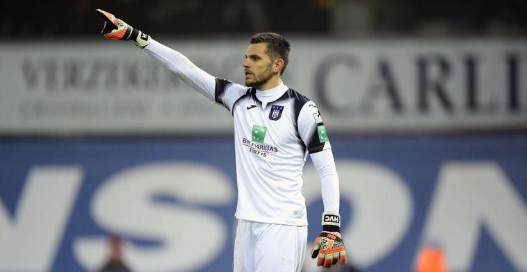 Grote lof voor Van Crombrugge: Zonder hem maakte Anderlecht geen kans