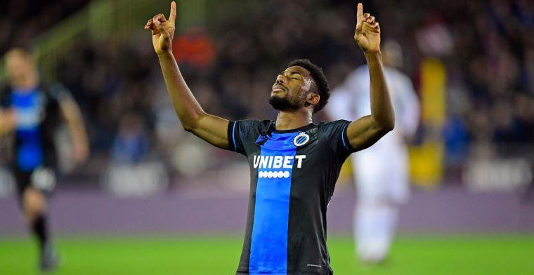Engelse pers spaart lof niet voor speler van Club Brugge: 'Terroriseerde Man Utd'