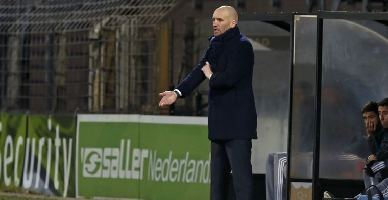 Uitzonderlijk Jong Ajax: 'Kijken tot hoe laat we spelen, anders kinderarbeid haha'