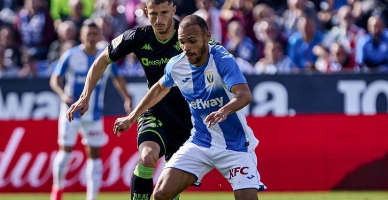 Leganés krijgt onverwachte steun na Braithwaite-transfer: 'Inderdaad oneerlijk'