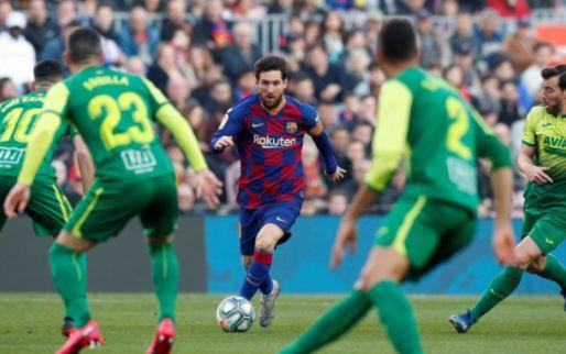 Ontketende Messi vindt zijn vorm: Barça met vertrouwen naar Napoli en Real