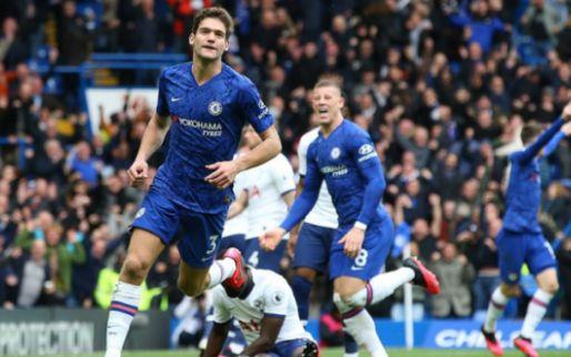 Lampard is Mourinho de baas: Chelsea wint topper overtuigend van Spurs