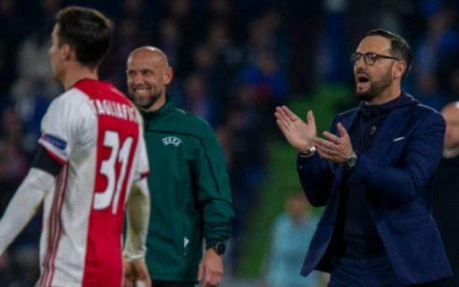 Bordalás 'geconfronteerd' met kritiek Frenkie de Jong: 'Er zijn veel smaken'