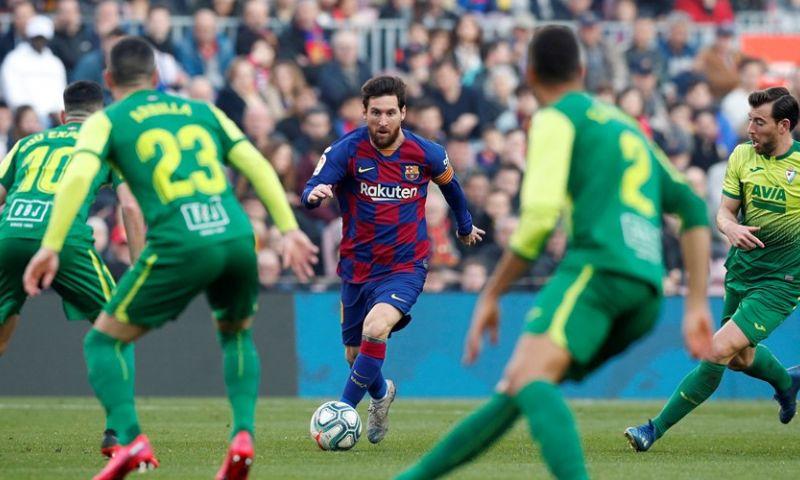 Afbeelding: Messi vindt zijn vorm: Barça met vertrouwen naar Napoli en Real