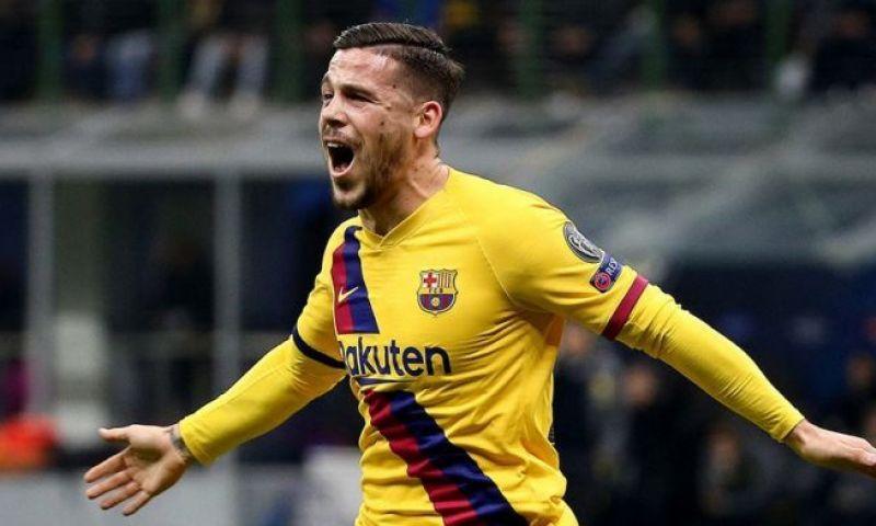 Afbeelding: Vertrokken Pérez snapt niets van Barcelona: 'Die droom is mij afgepakt'