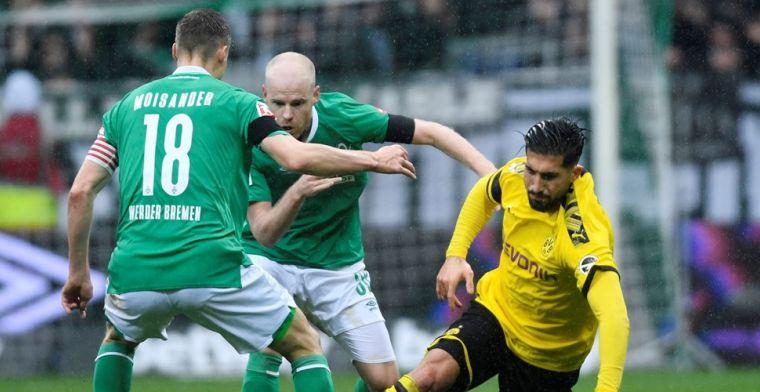 Dortmund-fenomeen Haaland drukt Bremen verder in de zorgen met nieuw record
