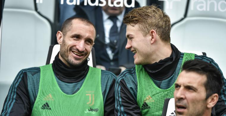 'We probeerden Cristiano Ronaldo en De Ligt te halen, maar zonder succes'