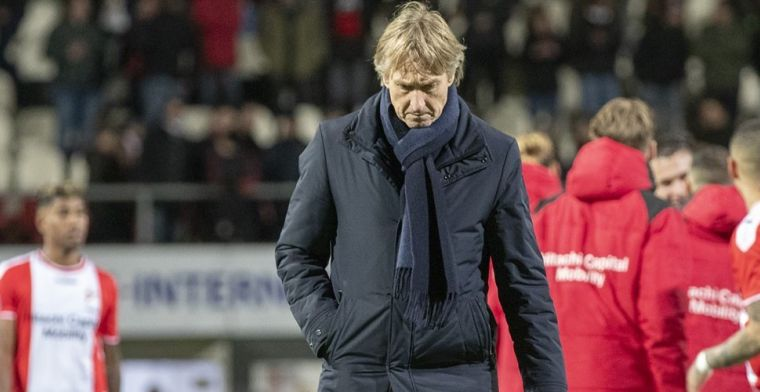 'Ik denk dat deze nog harder aankomt dan de nederlaag tegen PSV'