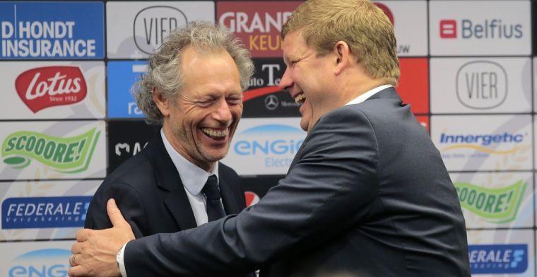 Vanhaezebrouck spaart Preud'homme niet: Het is echt onbegrijpelijk