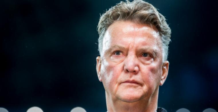 Van Gaal bezoekt Club Brugge, maar: 'Hij vond het een waardeloze match
