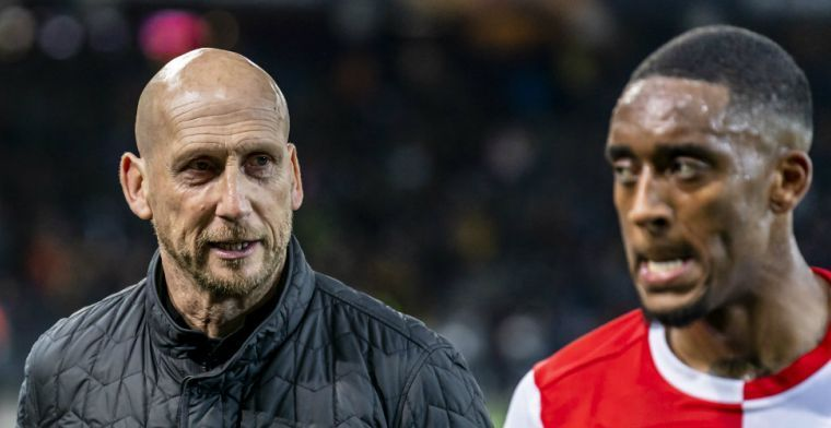 Stam mogelijk nieuwe trainer De Jong en Locadia: 'Staat inderdaad op shortlist'