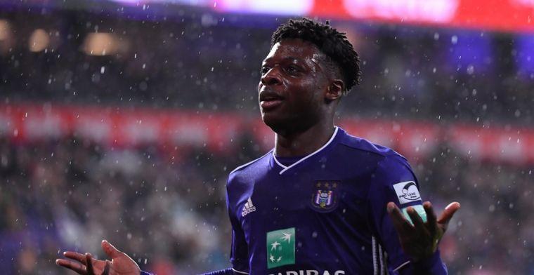 Reden voor korte contractverlenging van Doku bij Anderlecht onthuld