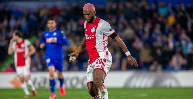 Wanprestatie van Ajax tegen Getafe: 'Het middenveld was om te huilen'