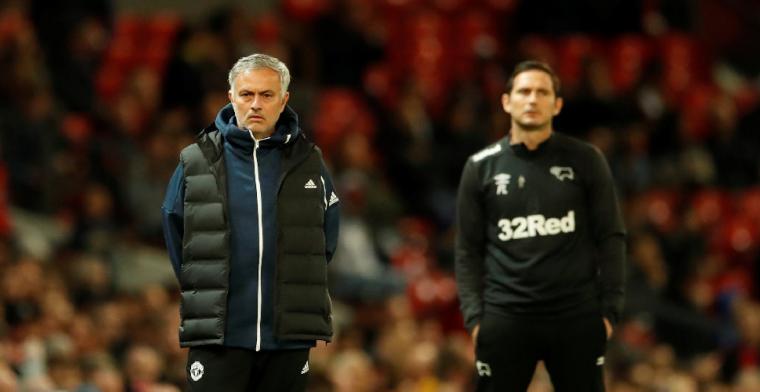 Lampard countert Mourinho: 'Dele Alli, Moura scoorde drie keer in halve finale'