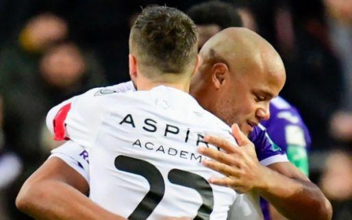 RSC Anderlecht schittert tegen Eupen: 'Play-Off 2 wordt een eitje'