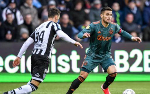 LIVE: Sensatie: Heracles verslaat Ajax na heer-lij-ke treffer Dessers (gesloten)