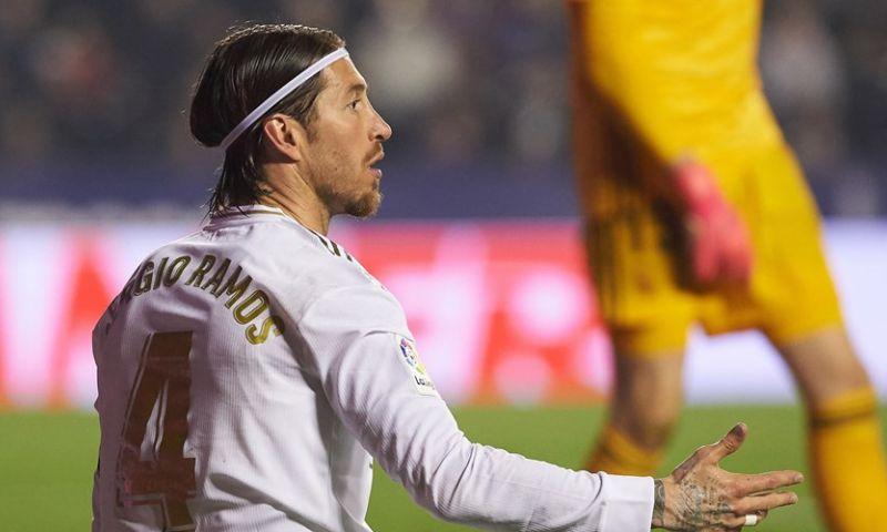 Afbeelding: Ramos haalt uit na nederlaag van Real: 'Vroeg of hij probleem met mij heeft'