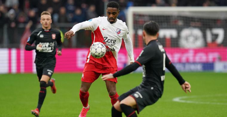 FC Utrecht verslaat FC Twente in slotfase na gouden zet van Haar