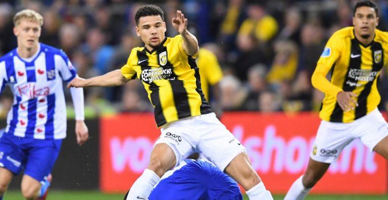 Pikante wedstrijd voor Vitesse-verdediger: 'PSV is en blijft mijn club'