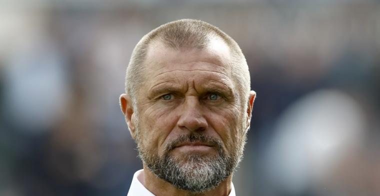 Toekomst bij Feyenoord nog onduidelijk: 'Contract loopt einde seizoen af'