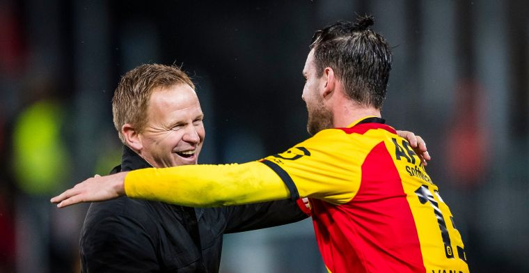 KV Mechelen blijft ambitieus: 'We zijn nog niet tevreden met deze plaats'
