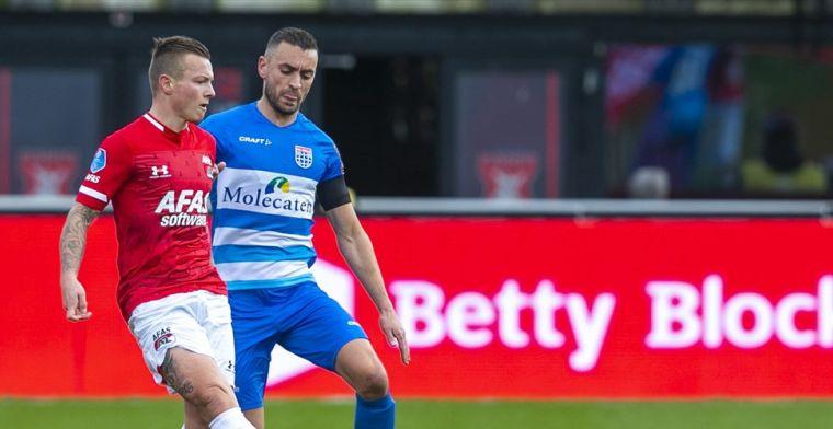 'Heel erg omschakelen bij AZ, want trainingen stuk zwaarder dan bij Feyenoord'
