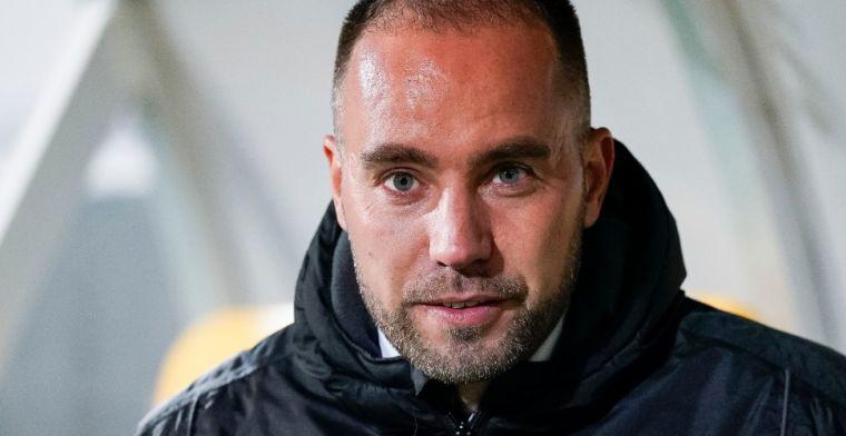 Fortuna Sittard en Ultee vinden elkaar: nieuw contract in de maak voor trainer