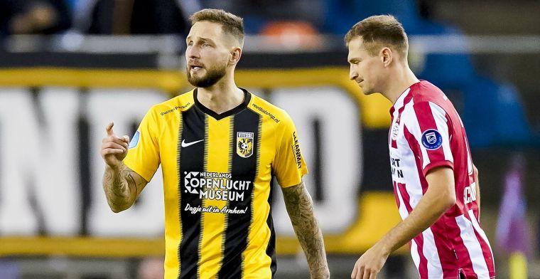 PSV verlengt reeks van 23 jaar in Arnhem ondanks blunder Schwaab