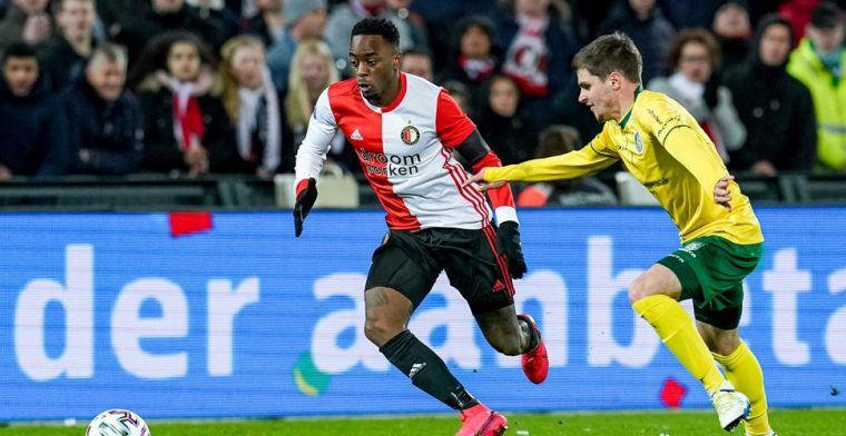 Feyenoord-duo 'nog hechter geworden': 'Heeft me geholpen als ik er doorheen zat'