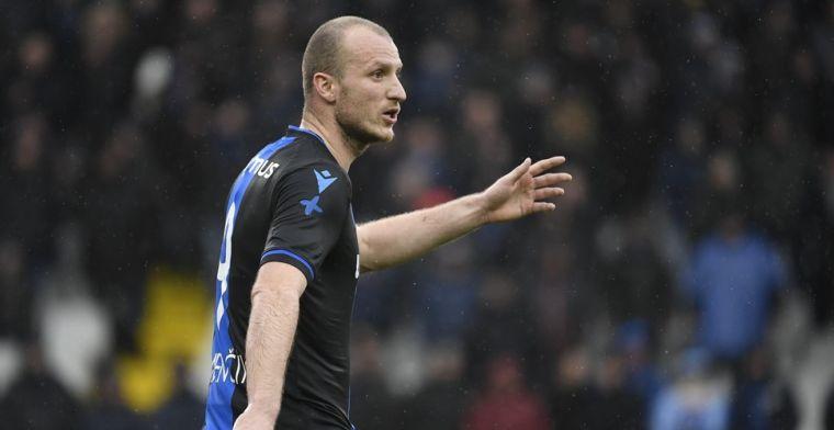 Fans Club Brugge zijn Krmencik nu al beu: 'Hij brengt niets bij'