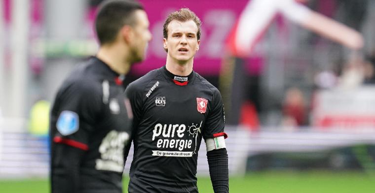 Onbegrip bij FC Twente: Dit is verschrikkelijk, ik heb er geen woorden voor