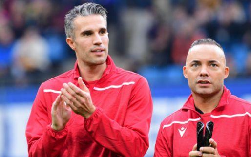 Van Persie tipt 'zekere' versterking bij Man United: 'Geboren doelpuntenmachine'