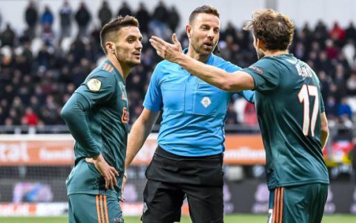Van Hanegem vol ongeloof over 'enorm goede speler' van Ajax: 'Wat is er gebeurd?'