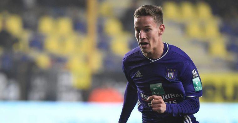 Verschaeren kan Anderlecht niet helpen, Brugse beloften gaan verrassend onderuit