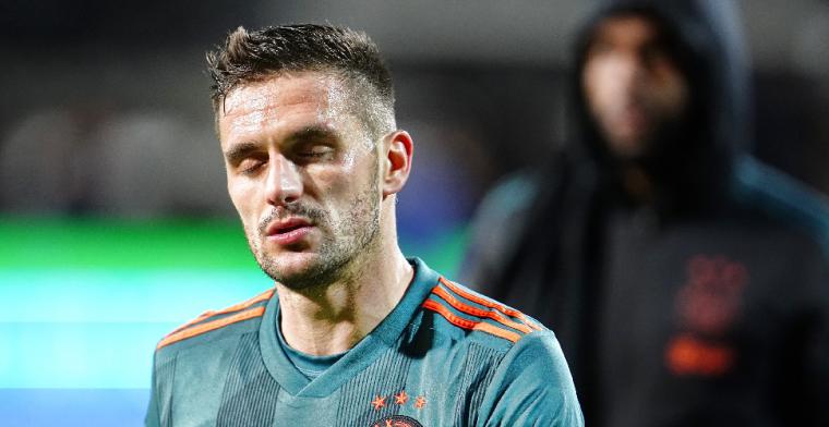 Tadic zet iedereen op scherp bij Ajax voor Getafe: 'En meer van dat soort trucjes'