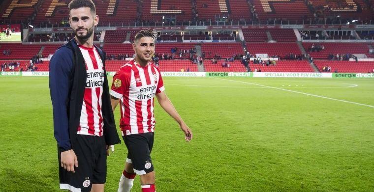 'Miljoenenaanwinst Romero keert gewoon terug en wil slagen bij PSV'