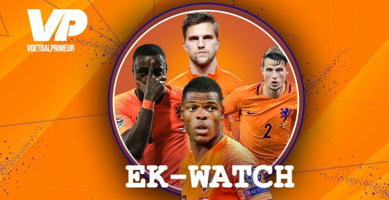EK-watch: Dumfries, Hateboer en vijf andere opties voor probleempositie Oranje