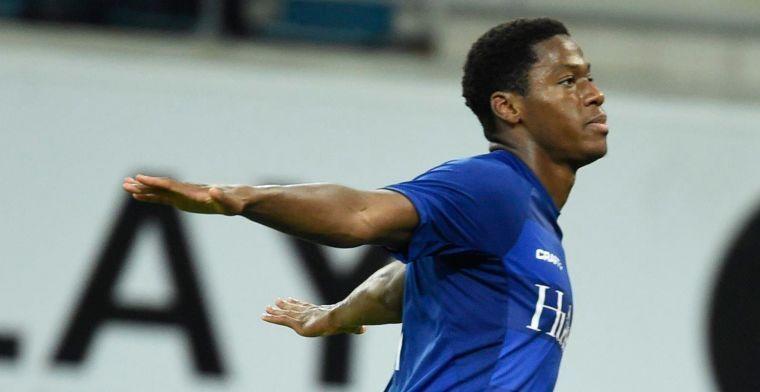 UEFA zet David met tegenstander Dzeko in lijstje met uitblinkers