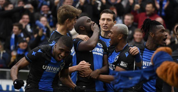 Club Brugge kan niet meer overtuigen: We zijn ook maar mensen