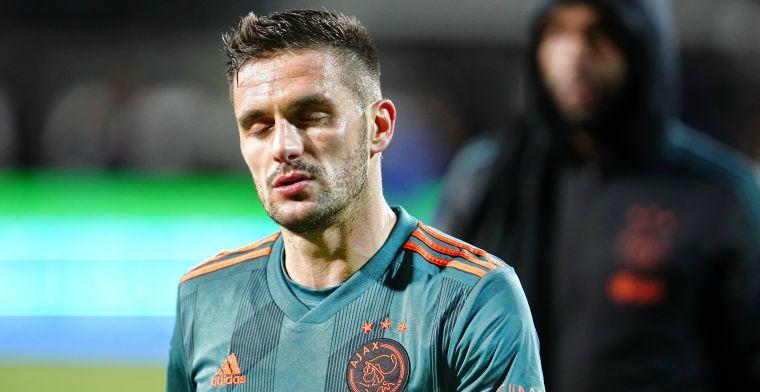Tadic reageert: 'We missen goede spelers, maar dan moeten anderen hun kans pakken'